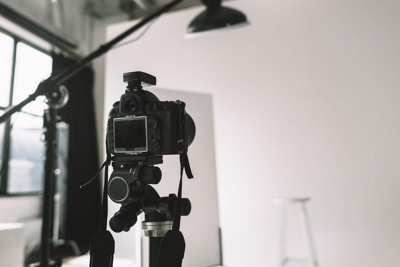 приспособление на фотоаппарат в студии оптимистичное пожелание