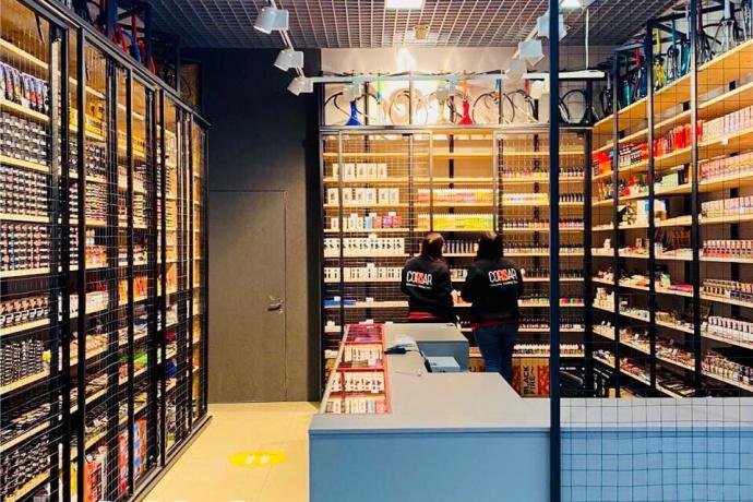 магазин табачных изделий в туле