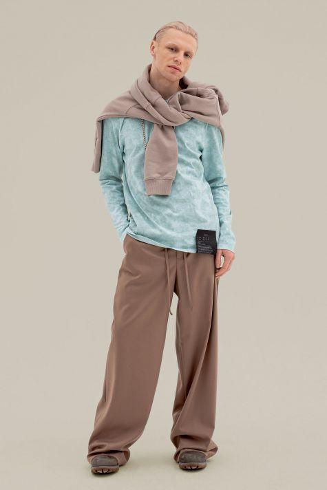 Cotton long sleeve Tie-Dye